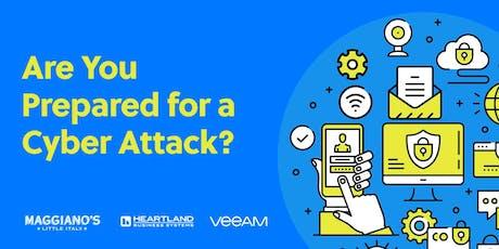 Dine & Dash: Are You Prepared for a Cyber Attack? tickets