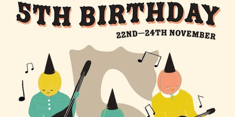 The Record Café 5th Birthday:  DJs DigJazz , Adelle Stripe, Bob Stanley tickets