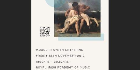 Dublin Modular Meet Up tickets