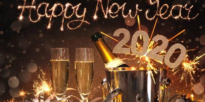 New Year's Eve Elegant Event Party