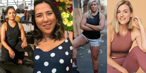 See My Strong: Strength, Fitness & Empowerment Panel Session Only