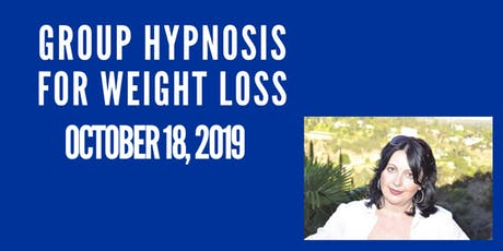 Group Hypnosis for Weight Loss tickets