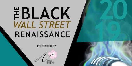 Open Mic At The Black Wall Street Renaissance tickets