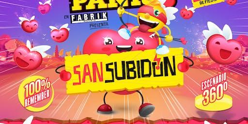 MegaPanic San Subidon! 2020