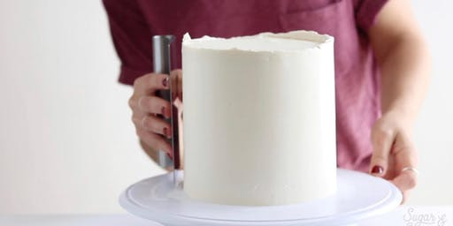 Cake Basics-15yrs and older