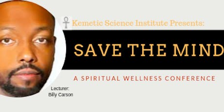Save Your Mind Spiritual Wellness Conference tickets