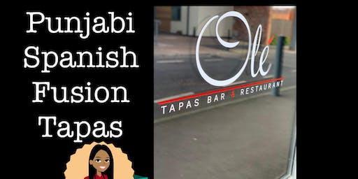 SAF'OLE Punjabi/Spanish Fusion Tapas