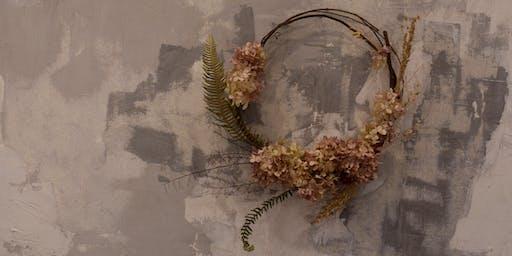 Small Mercies Wreath Making Workshop ($45)