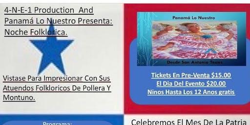 Celebremos El Mes De La Patria -4-N-E-1 Productions & Panama' Lo Nuestro