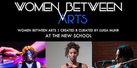 Women Between Arts | The New School | Blasco / M. Parker / Bernstein tickets
