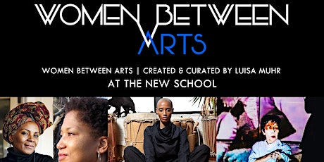 Women Between Arts | The New School | Patton, Lowe / Jeanty / Chuma tickets