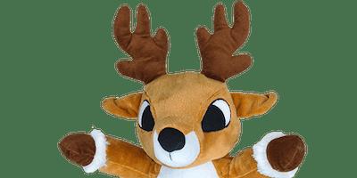 Build Your Own Reindeer Bear