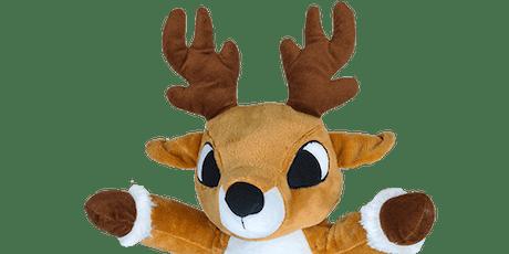 Build Your Own Reindeer Bear tickets