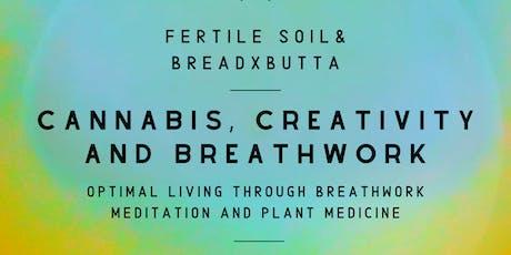 Plant Medicine, Creativity & Breathwork tickets