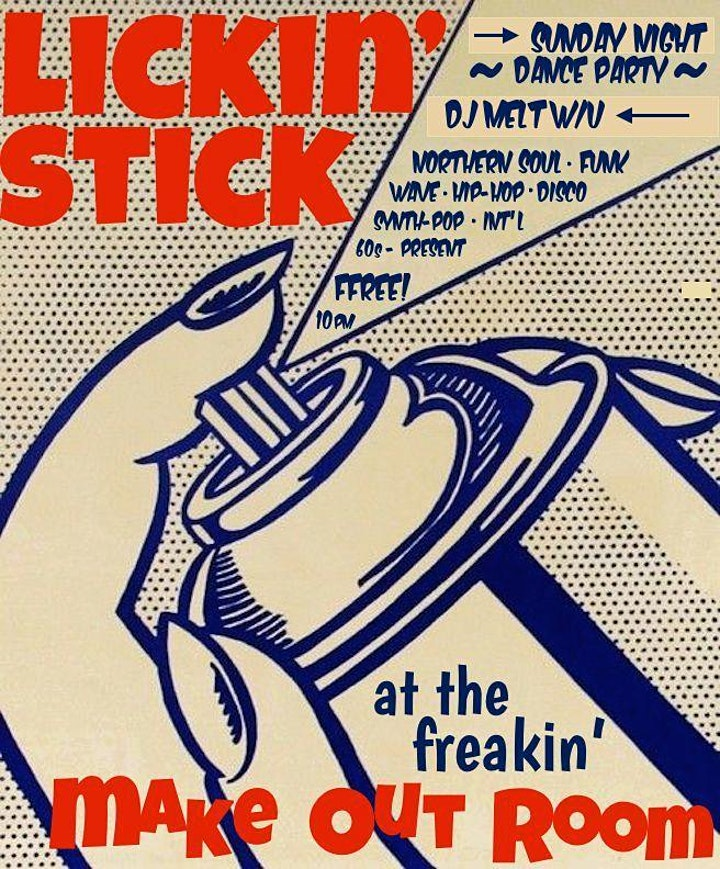 LICKIN' STICK ~ Sunday Night Dance Party ~ image