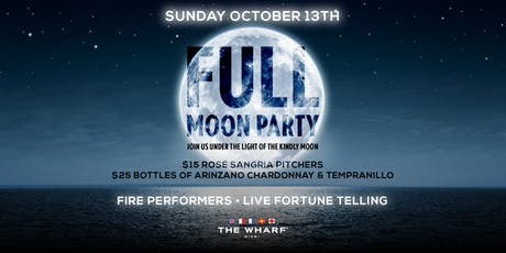 'Kindly' Full Moon Party with Fire Performers, Fortune-Telling & More! tickets