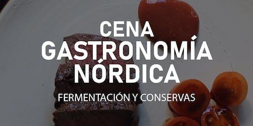 Cena Cocina Nórdica