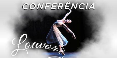 Conferência de Louvor e dança ingressos