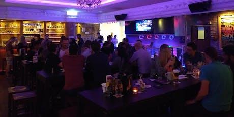 Social Drinks & Karaoke - Make New Friends  =) Tickets