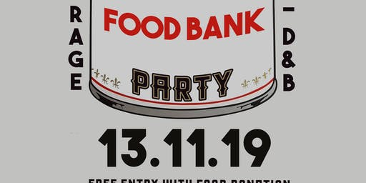 Society:  Food Bank Party