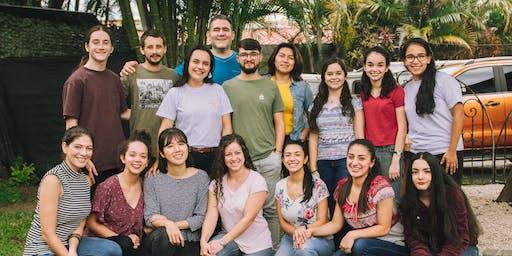 El futuro de café: a Fundraiser for Care Fellowship