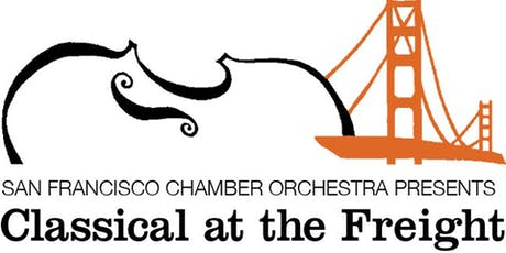 Classical at the Freight: San Francisco Chamber Music Society tickets