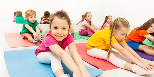 Free YogaKids Class at Queens Library in Hunters Point