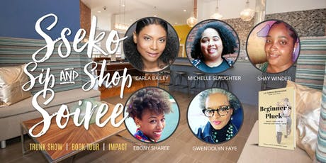 Sseko Sip & Shop Soiree tickets