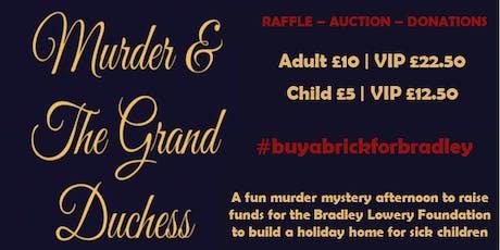 Murder and the Grand Duchess tickets