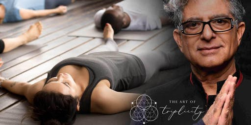 Discover PSM Meditation Workshop (As Taught by Deepak Chopra)