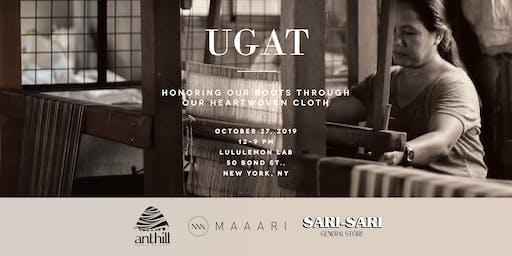 UGAT: A Pop-Up By Maaari & Sari-Sari, With Anthill