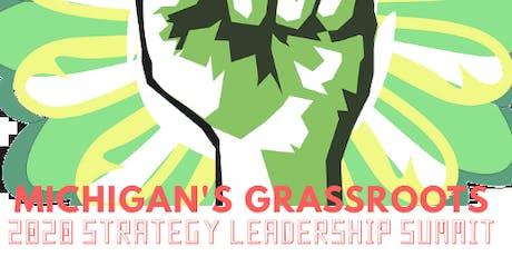 Michigan's Grassroots 2020 Leadership Strategy Summit tickets
