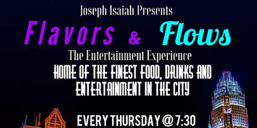 Flavors & Flows: The Entertainment Experience