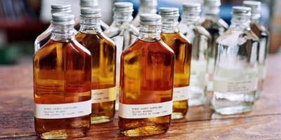 De Wine Spot: Kings County Whiskey Tasting