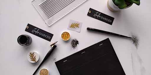 Belfast Introduction to Modern Calligraphy Workshop- Christmas Edition