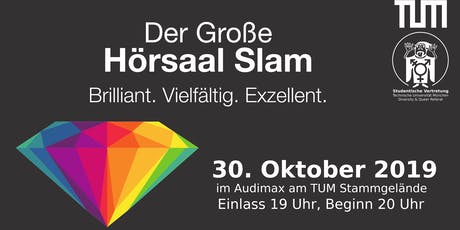 Hörsaal Slam vol.5 Tickets