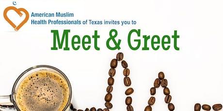 AMHP Texas Chapter Meet & Greet tickets