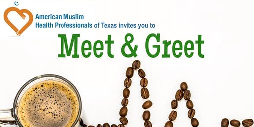 AMHP Texas Chapter Meet & Greet