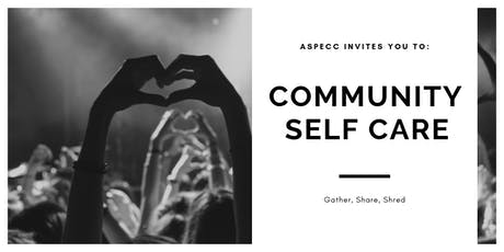 Community Self Care tickets