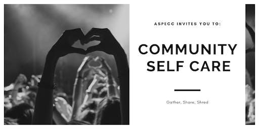 Community Self Care
