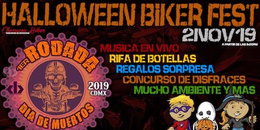 HALLOWEEN BIKER FEST 2NOV 2019