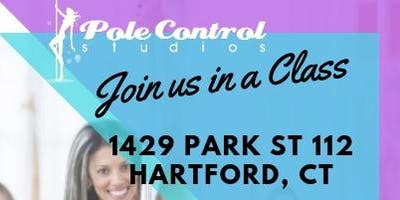 Grand Opening Pole Control Studios Hartford