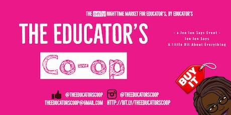 The Educator's Co-Op tickets
