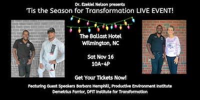 'Tis the Season for Transformation