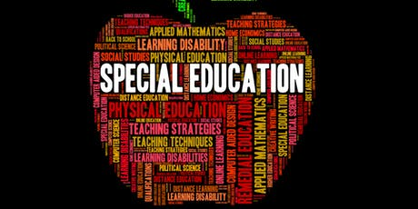Special Education: What I Need to Know tickets