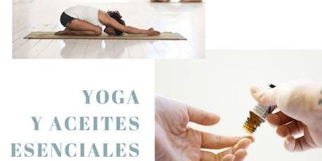 Taller de Yoga y Aceites Esenciales tickets