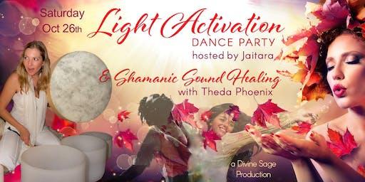 Light Activation Dance Party