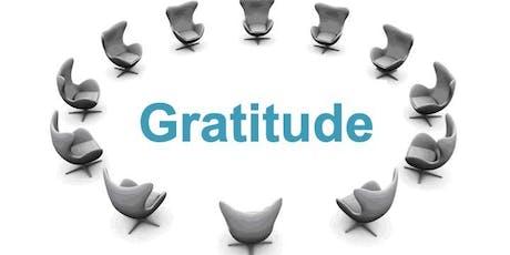 Conscious Gratitude tickets