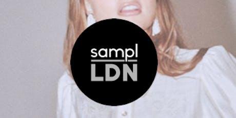 SamplLDN  - Newcastle's first designer sample sale tickets