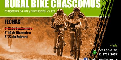 RURAL BIKE CHASCOMUS